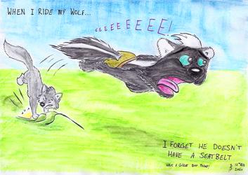 When I Ride My Wolf