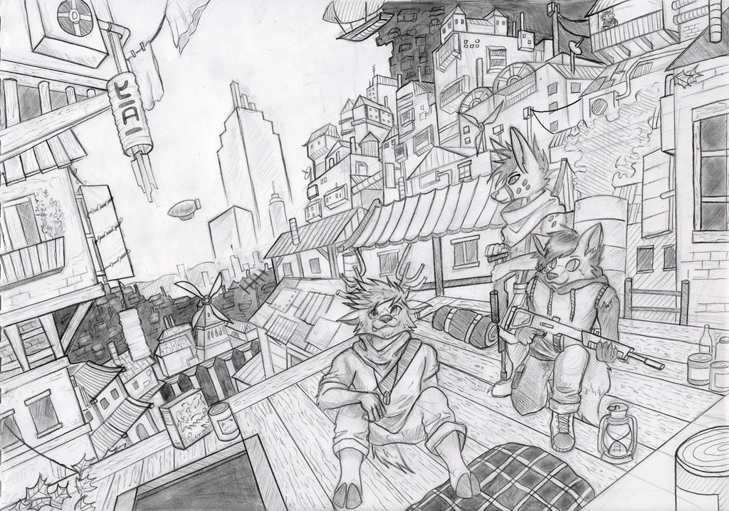 Noxy Trade (Sketch)