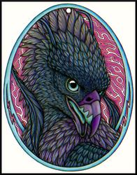 Yldornis Egg Badge
