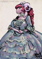 [Patreon] - April - Fancy Dress