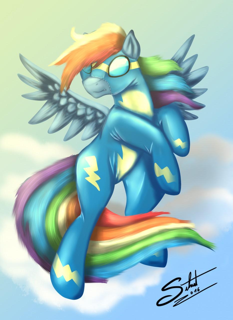 Most recent image: Rainbow Wonder
