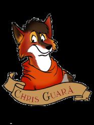 Christopher Guará Badge by FairytalesArtist