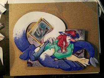 Pokemon Card TF - Shadow Lugia