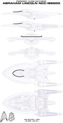 USS ABRAHAM LINCOLN NCC-186500