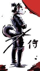Inktober #6 - Sword