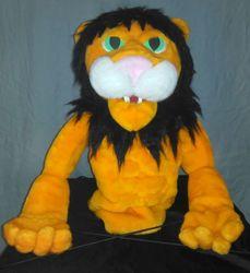 Lion Puppet FOR SALE!!!