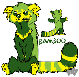 Bamboo for QuietCatSaloon