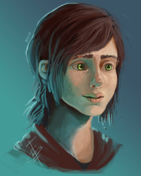 Ellie - The Last Of Us