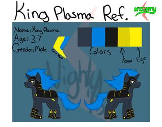 King Plasma Reference Sheet