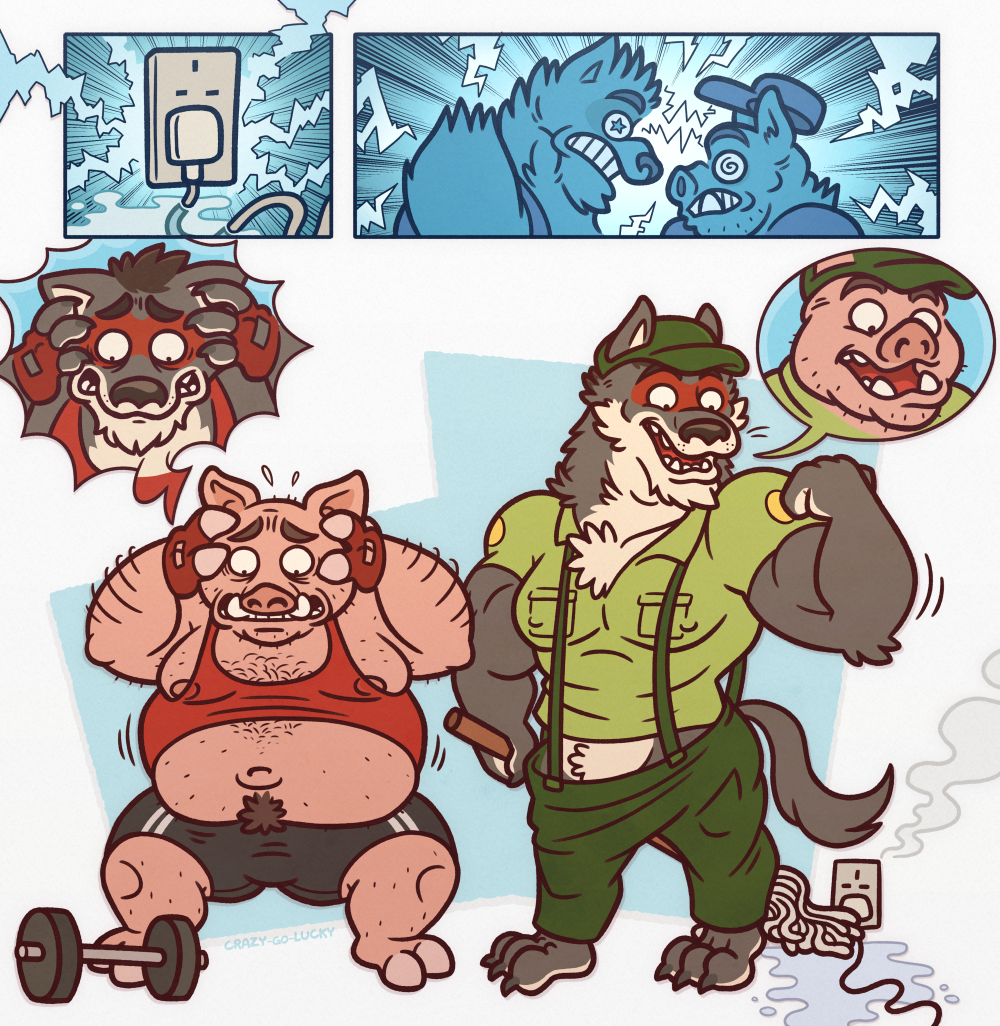 Out of Shape - Part Two
