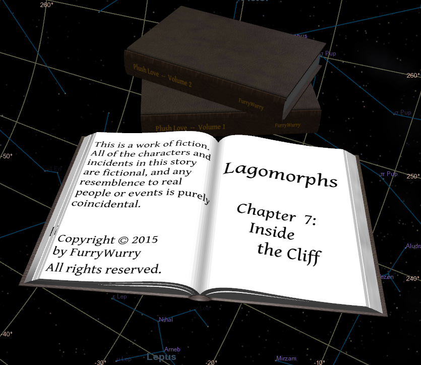 Lagomorphs -- Chapter 7: Inside the Cliff
