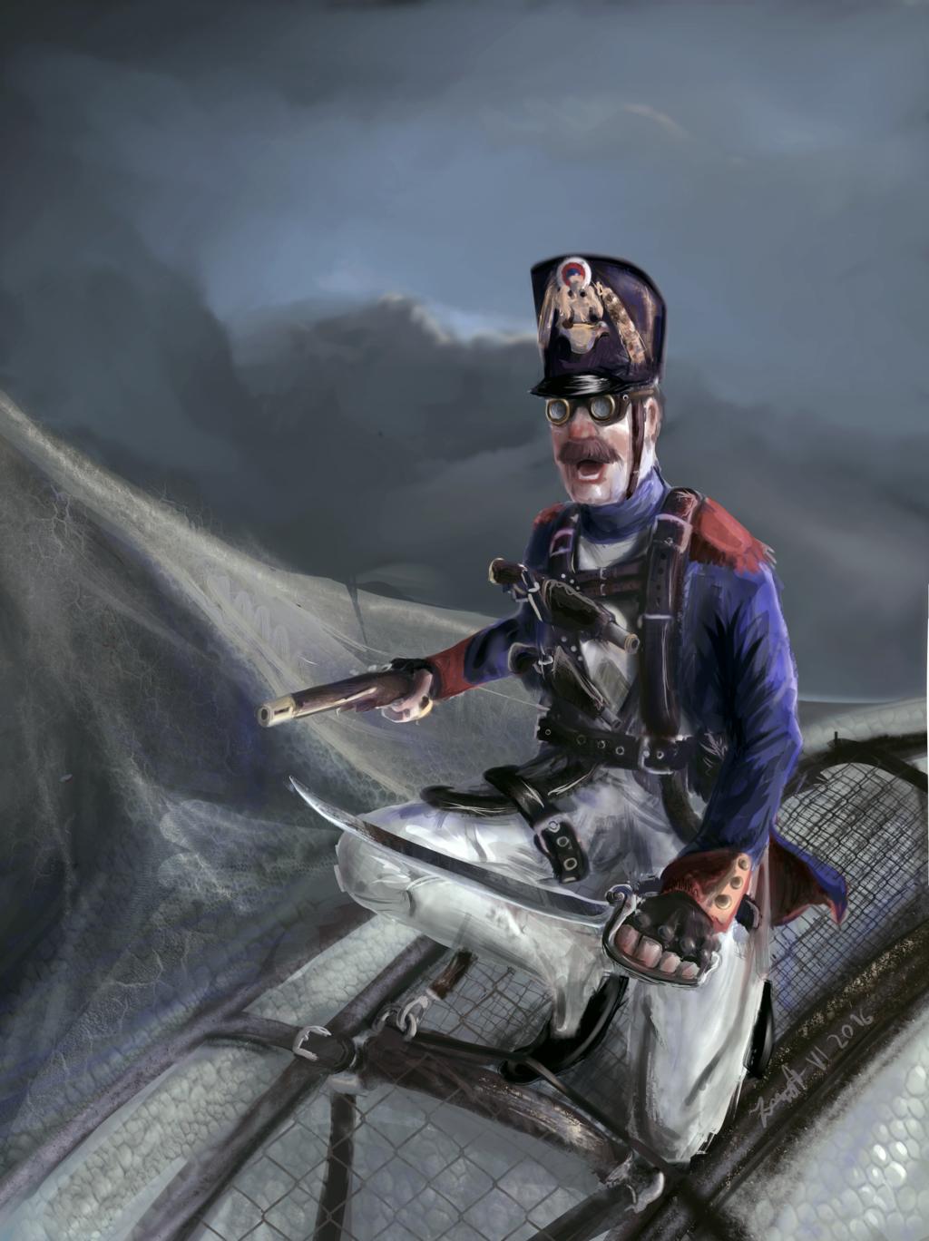 Most recent image: Vieille Garde aviateur