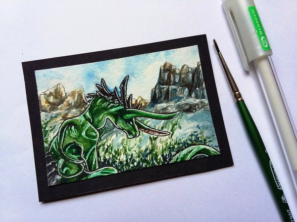ACEO for Ourshellves