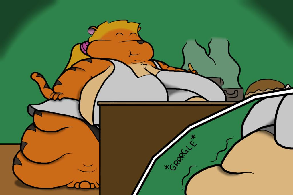 Chunky chef