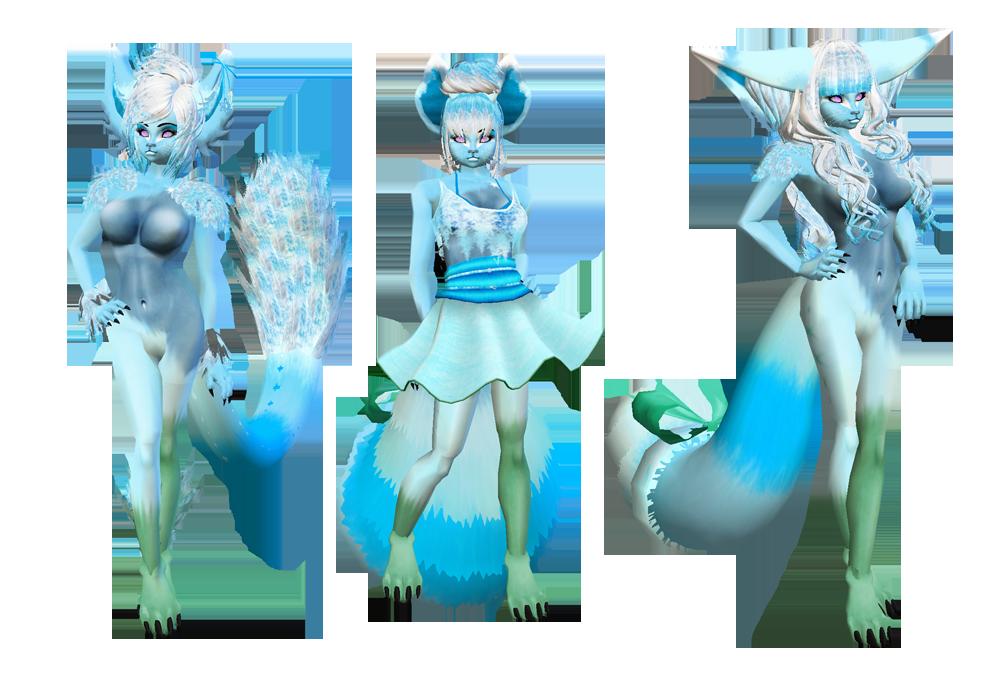 Periwinkle, Avatar Interpretation.