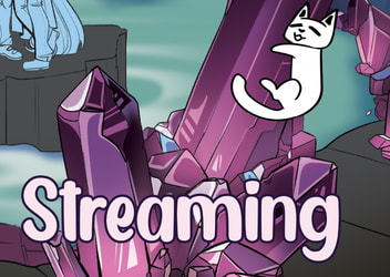 Drawing Rocks For 8 Hours Stream