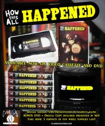 How This All Happened: Special VHS Edition