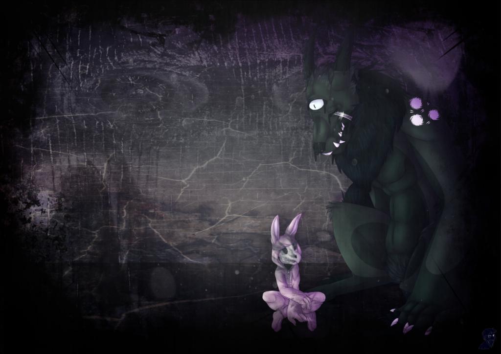 Dark little creatures