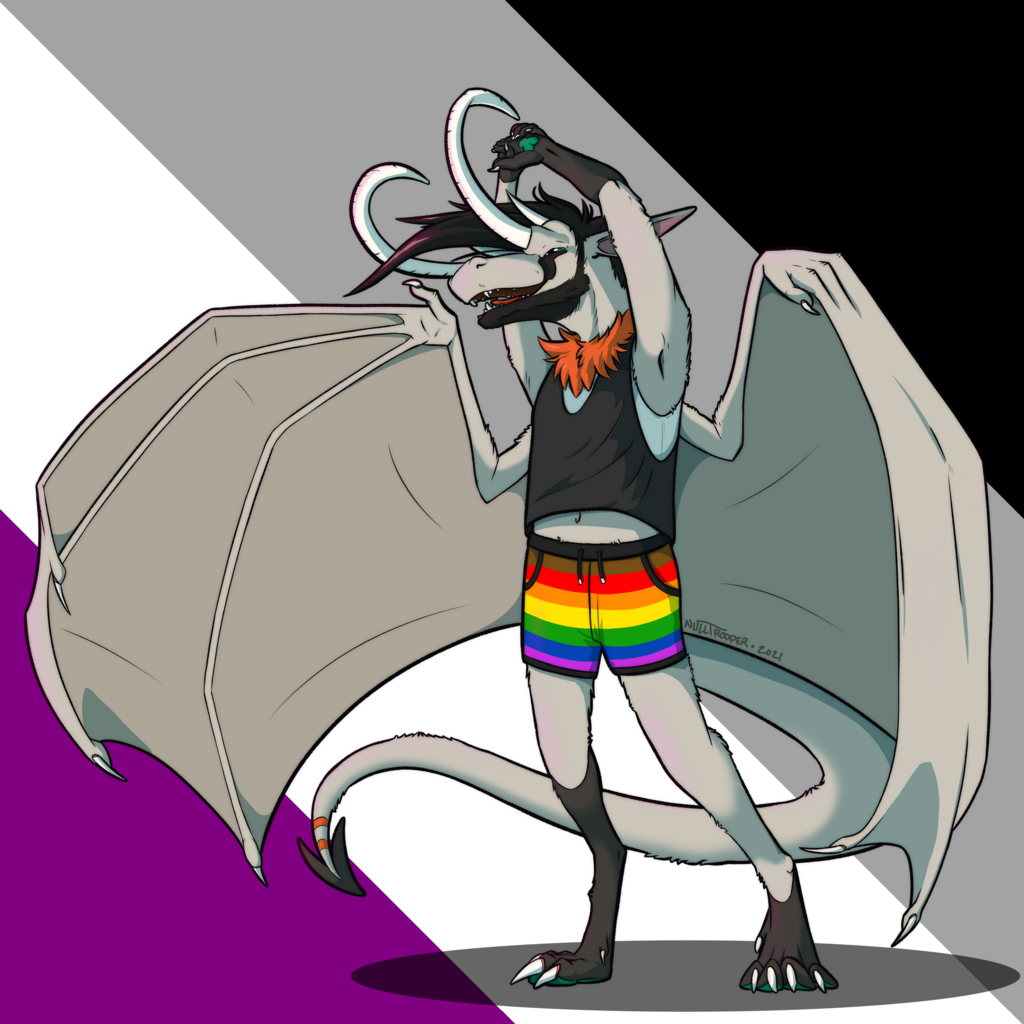 Most recent image: Pride 2021
