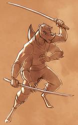Bugshido - Way of the Blade
