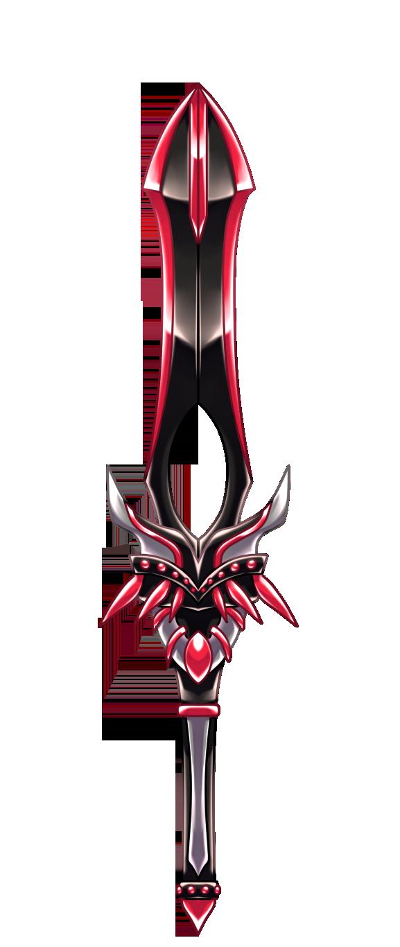 Featured image: Crimson Lotus, Dagger Form