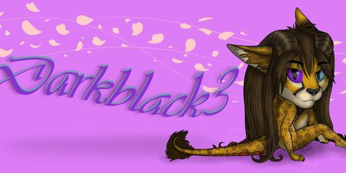 YCH Chibi Commission: DarkBlack3 #4