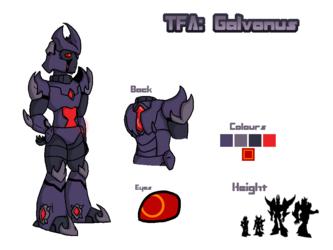 TFA: Galvonus ref