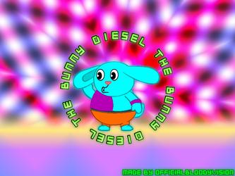 Diesel but he's an Bunny