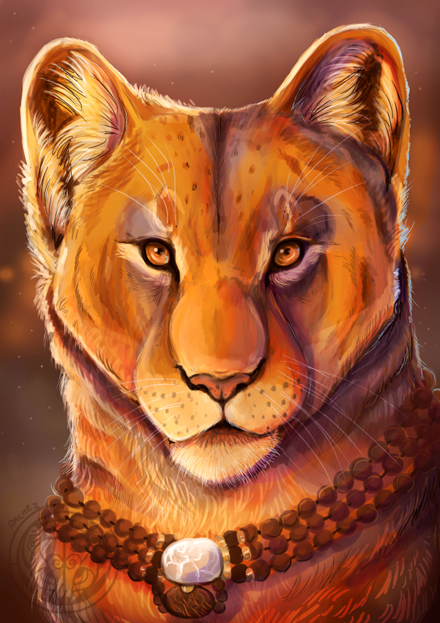 Most recent image: Lioness