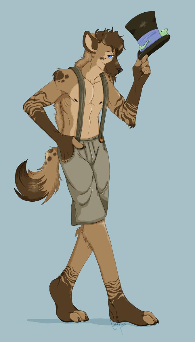 Dapper Hyena