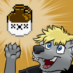 "Boozy ""Power-Up"" Icon by Jonas"