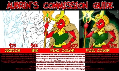 Commissions are... OPEN!