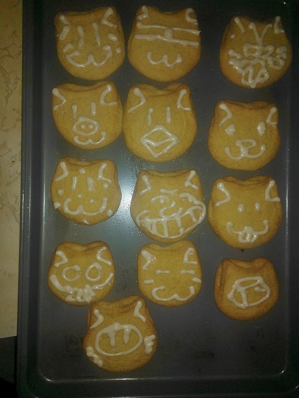 Cat Cookies Version 3