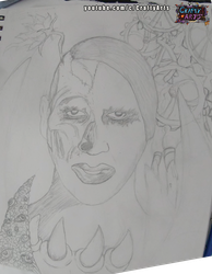 Marilyn Manson We Are Chaos Analysis SKETCH