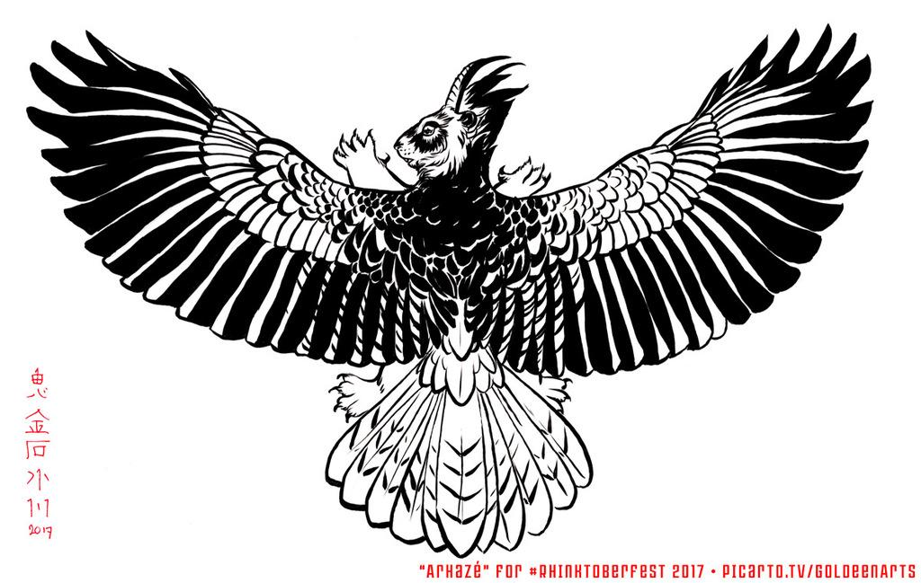 Inktoberfest - ARHAZE