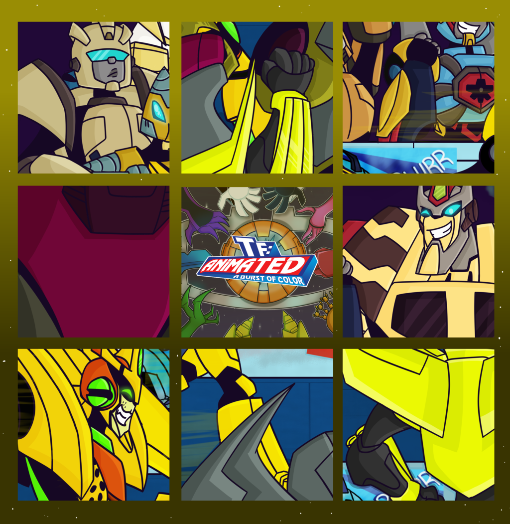 TF: Animated Fanzine Preview