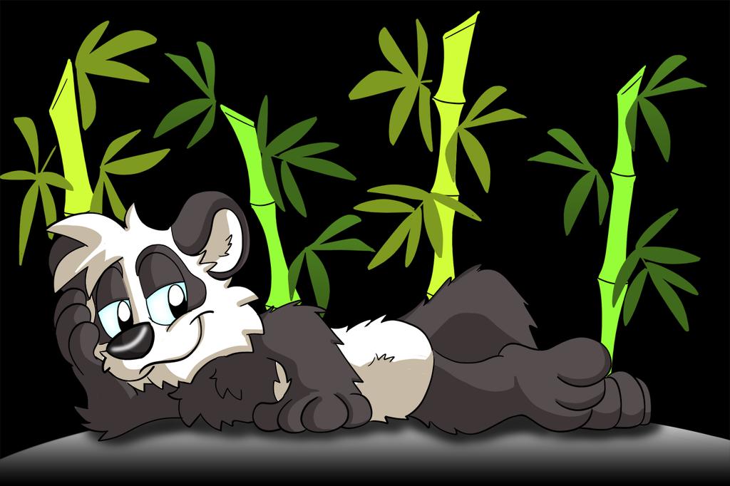 Charming Paco Panda