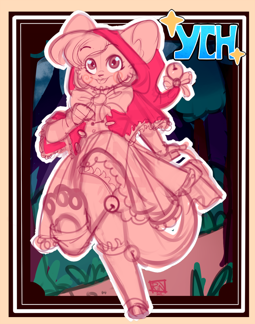 YCH Auction: Fairytale