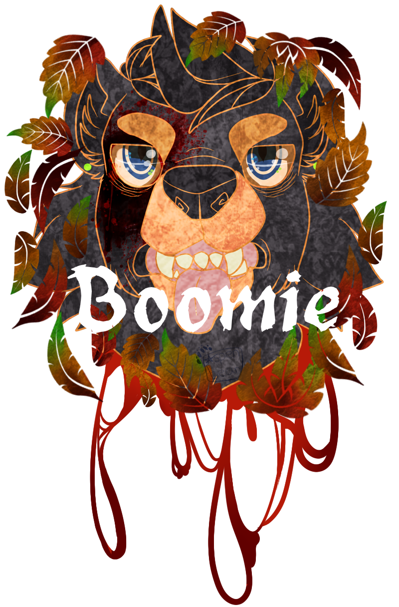 [gift] boomie halloween badge