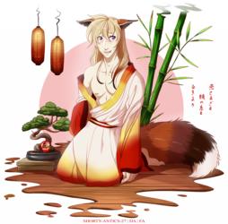 Fox!Lucas Adult