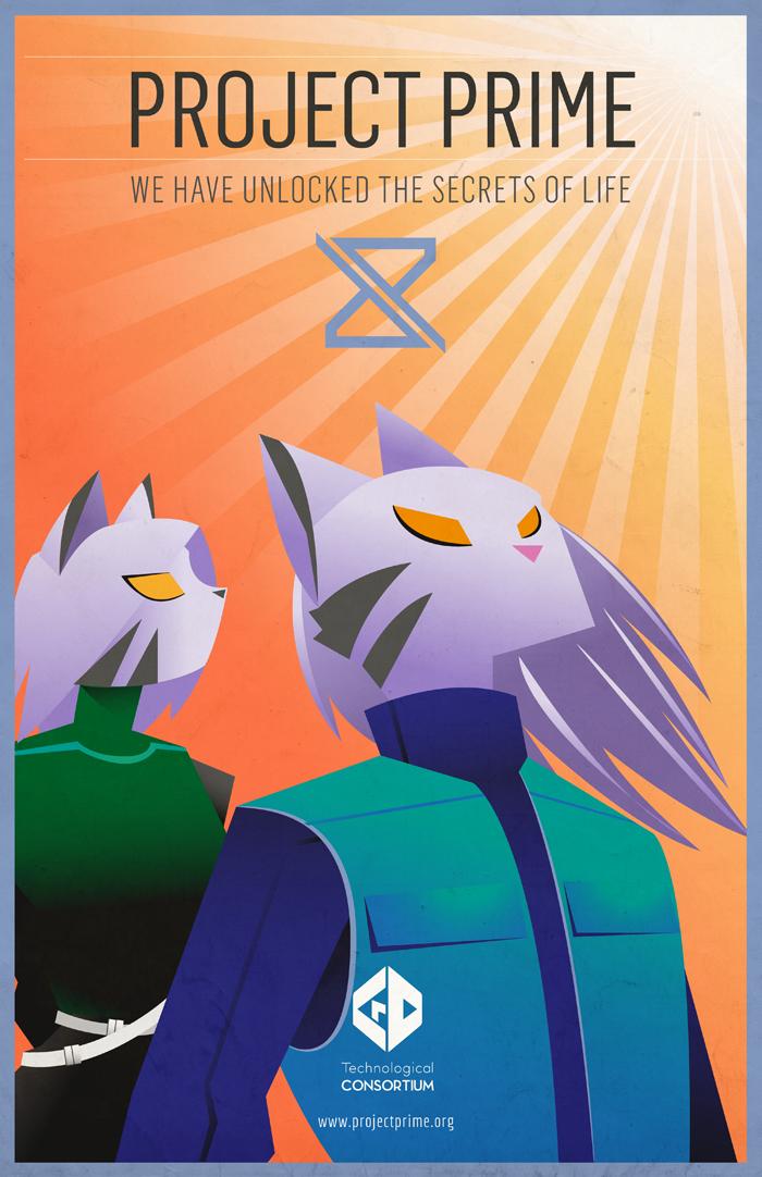 Consortium - Secrets of Life poster