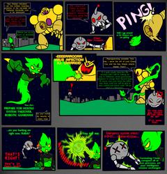 Thorn & RoBob in: Tekkania Trouble, Part 1!