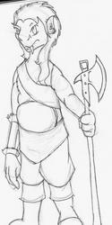 Bugbear Barbarian