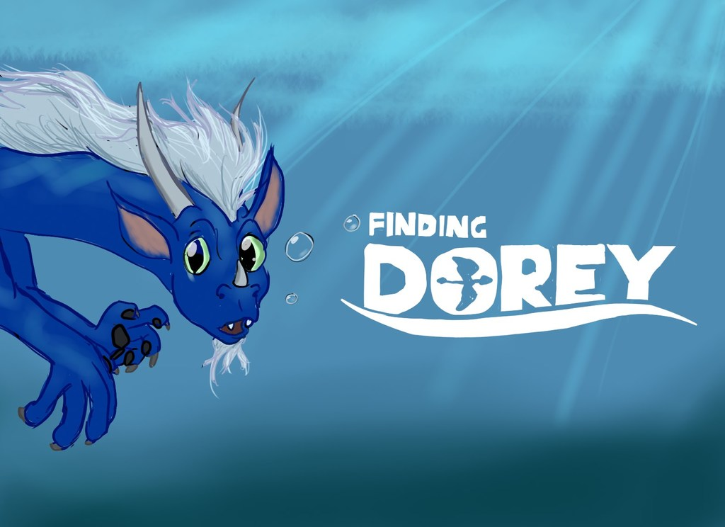 NOT MY ART: Finding Dorey by Snapai