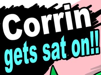 Corrin chooses to smash - K. Rool chooses to smoosh