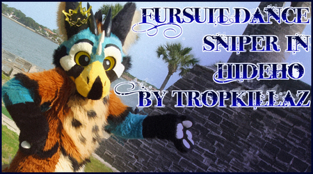 Personal - Fursuit Dance to 'Hideho'