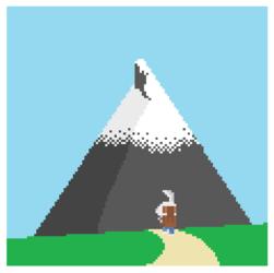 Bunny To The Mountain