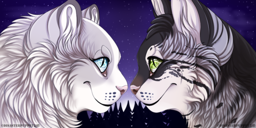 icons: under the moonlight