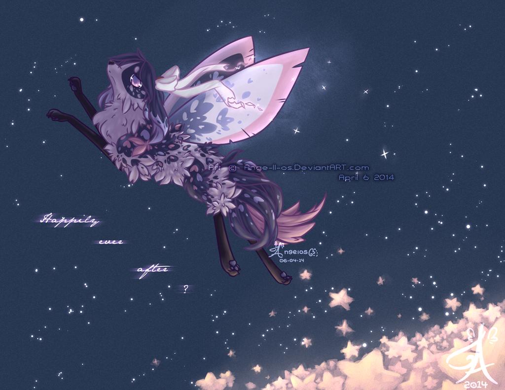 -Bleu- fairytale endings