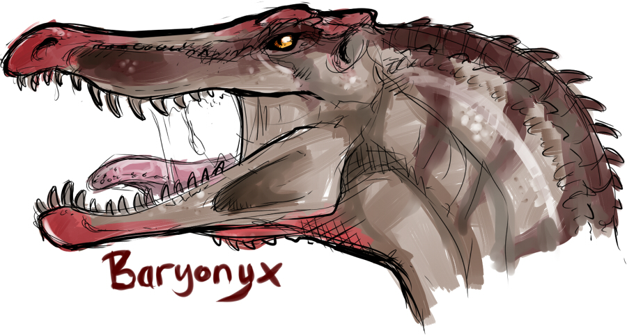 Most recent image: Baryonyx